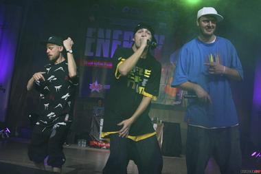 В челябинске прошол фестиваль хип-хопа