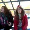 Девчонки из 38 школы поют песню Касты - Вокруг шум