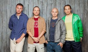 Группа «КАСТА» дала концерт в ICON